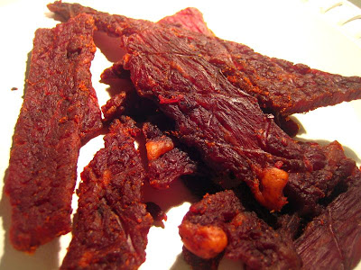 Jedidiah's Beef Jerky - Sweet Barbecue