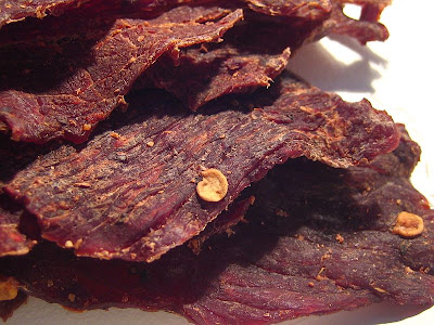 Fatman's Beef Jerky - Green Chile