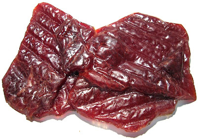 honey garlic beef jerky