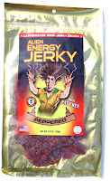 Alien Energy Jerky - Peppered