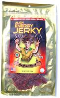 Alien Energy Jerky - Peppered