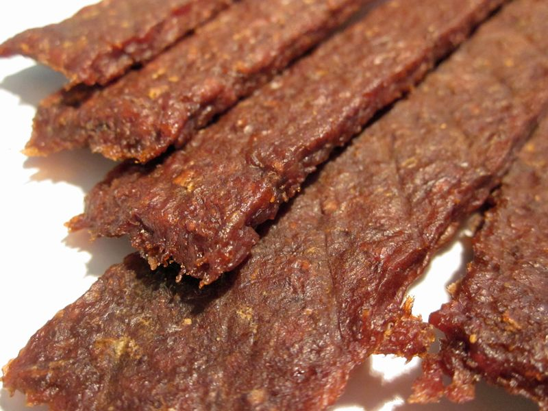 Luther's Smokehouse - Pemmican Style Beef Jerky ~ Beef ...