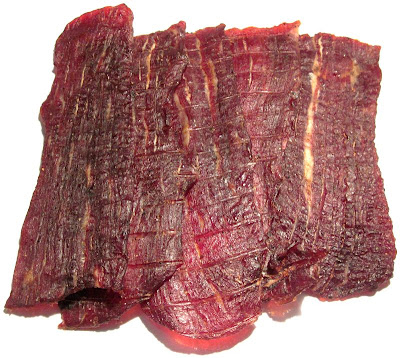 honey smoked beef jerky