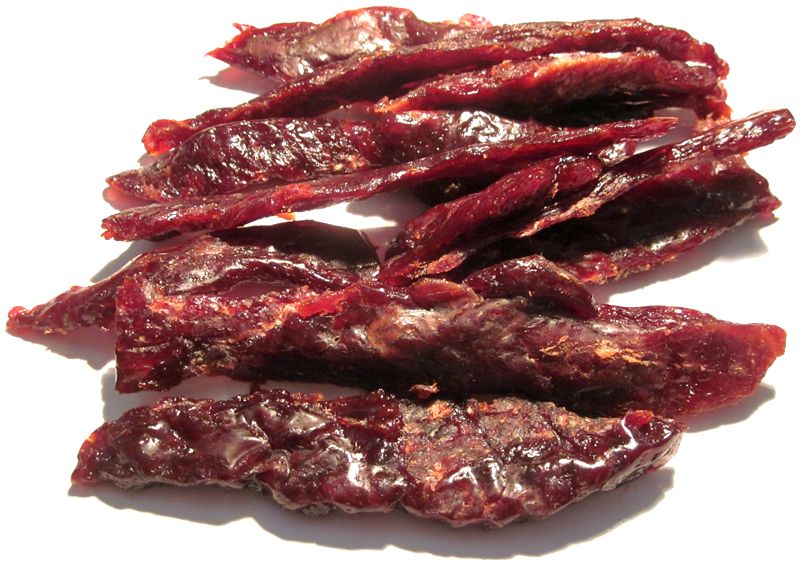 Papa Dan's Beef Jerky - Teriyaki ~ Beef Jerky Reviews
