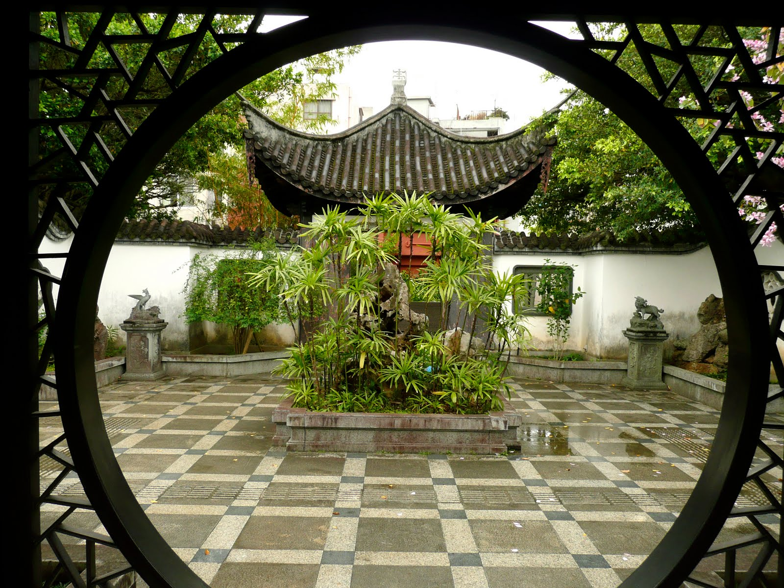 Lost In Transition: The Chinese Garden: Marvel Of Man And
