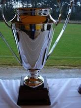 Trofeos campeon Liga y Copa 2006/07
