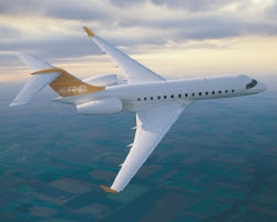 Oprah's new private jet: the Bombardier Global Express XRS