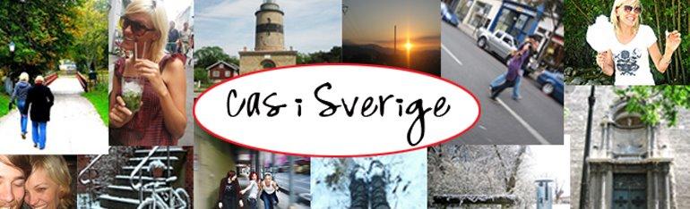 Cas i Sverige