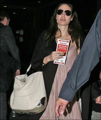 Angelina Jolie Fashion Brands Tunic