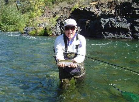 Virtual Fly Guides Upper Sacramento River CA Fly Fishing