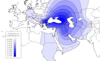 Italy DNA Project: mtDNA Haplogroup U3