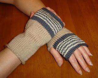 Tara's Knits: Wrist Warmers