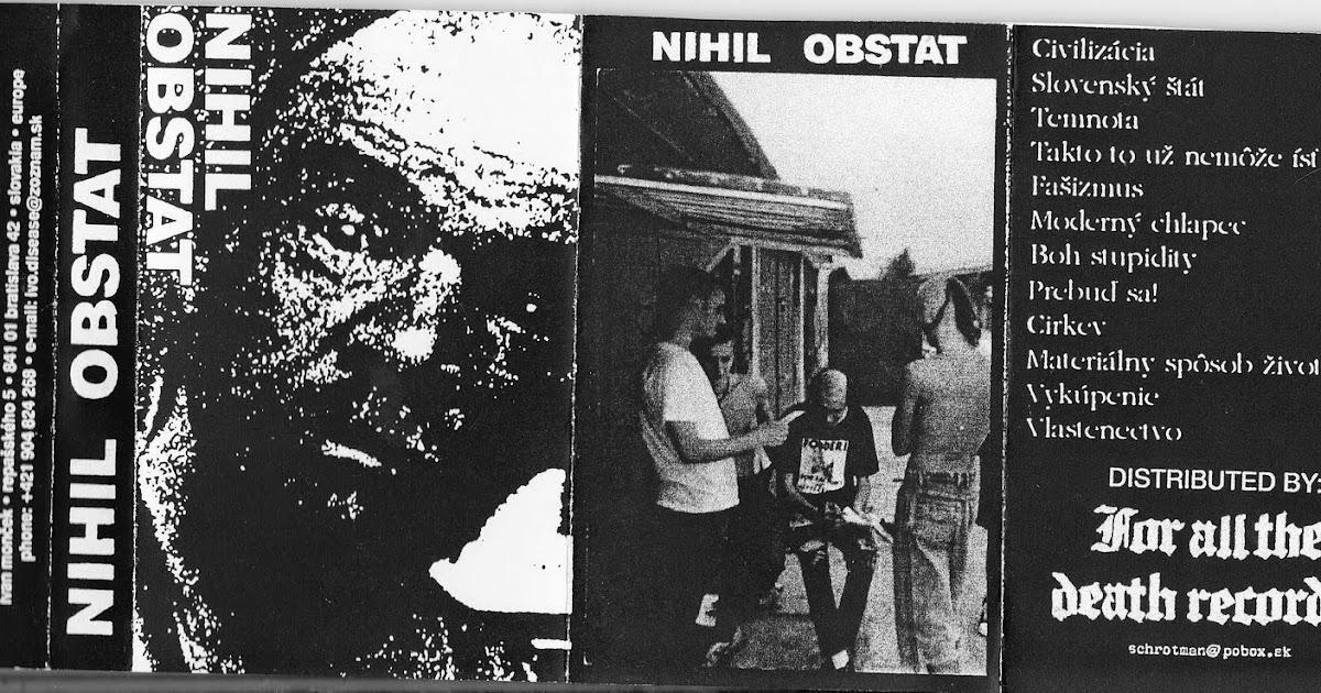 Nihil Obstat - Demo 1994