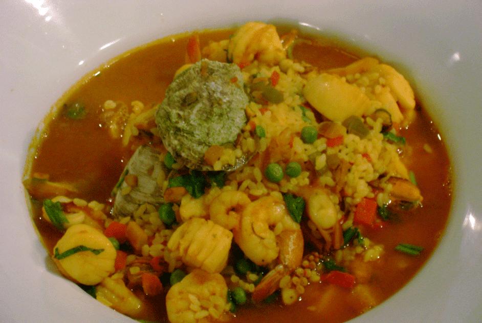 Cheff bohemio asopao de mariscos en solo 30 minutos for Cocinar en 30 minutos