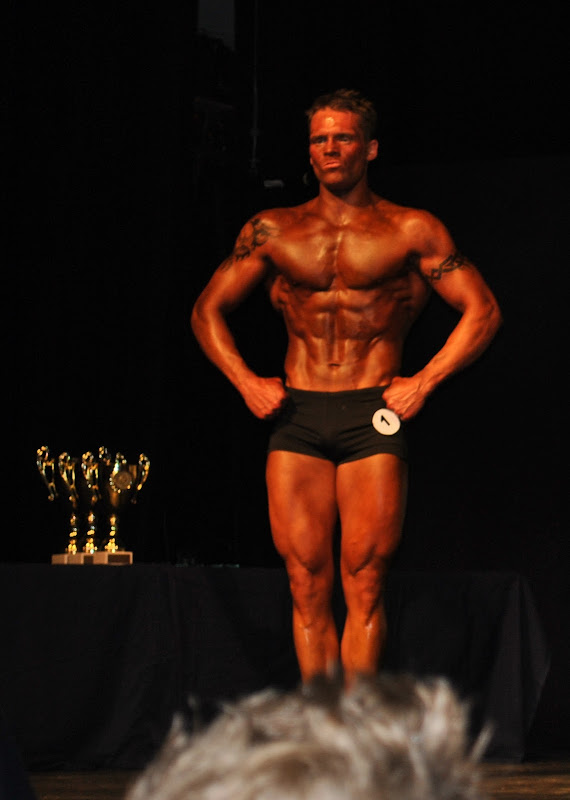 Robert — Bodybuilder