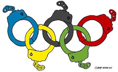 olimpiadas y censura