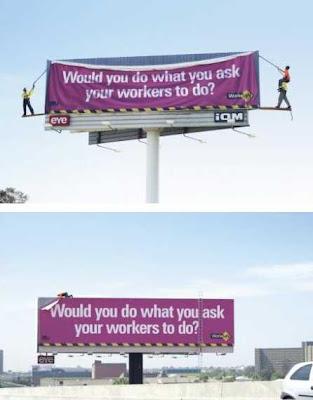 harías lo que hacen tus trabajadores