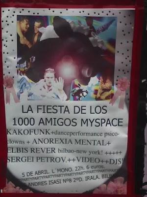 fiesta Myspace