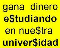 dinero y universidad