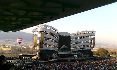 Marketing de emboscada en el concierto de Rolling Stones