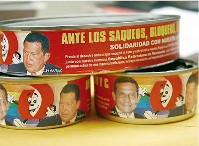atun chavez marketing politico