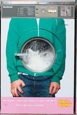 publicidad lavandería