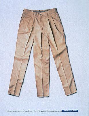 pantalón para consumidores de viagra
