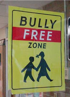 zona libre de acoso escolar