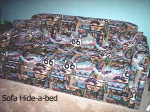d listed decor route 66 couch 200. Black Bedroom Furniture Sets. Home Design Ideas