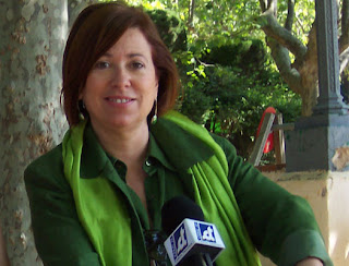 Montserrat Candini serà la cap de llista de CiU al senat.