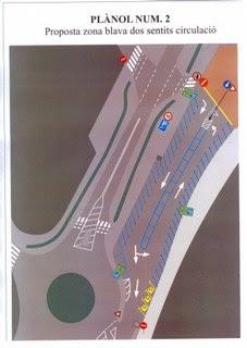 El pàrquing del Cap de Malgrat serà per un màxim de dues hores a partir de demà.