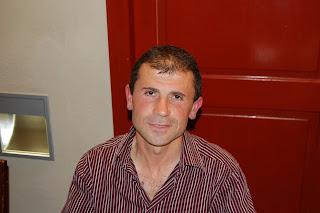 Aquest dijous Antoni Marín, regidor d'Obres públiques i privades a l'Assumptes Interns.