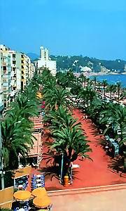 Els mossos d'esquadra van detenir 2 homes a Lloret per inventar-se el seu propi segrest per pagar l'estada en un hotel de la població.