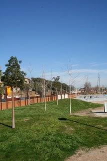 Malgrat de Mar inaugurarà aquests diumenge l'ampliació del parc Francesc Macià.