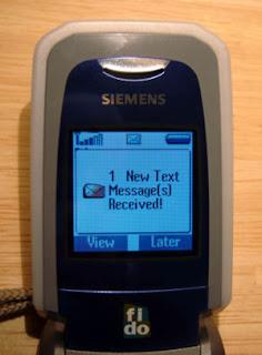 L'ajuntament informarà de les activitats organitzades pel consistori a través de SMS.