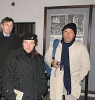 Aquests any s'organitza el primer viatge a la població polonesa d'Stegna.