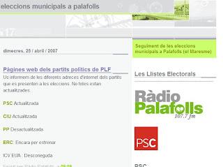 Ahir la plana web de noticies de RP va registrar el màxim de visites en un dia des de la seva posada en funcionament.