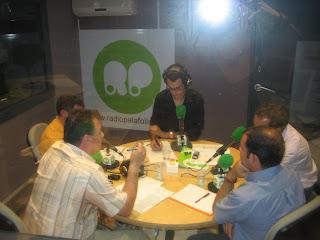 Ràdio Palafolls tanca amb els partits el seguiment que farà l'emissora de la campanya electoral.