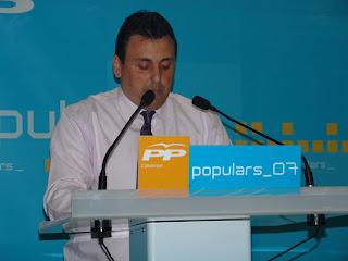 Óscar Bermán, cap de llista del PP