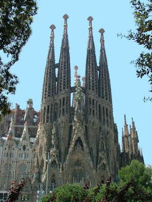 La Sagrada Família, meravella entre les meravelles de Catalunya