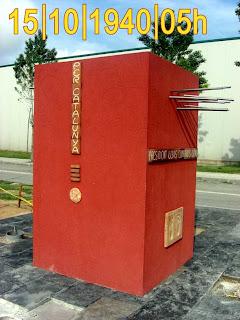 El proper dilluns 15 d'octubre s'inaugurarà el monument a Lluís Companys.