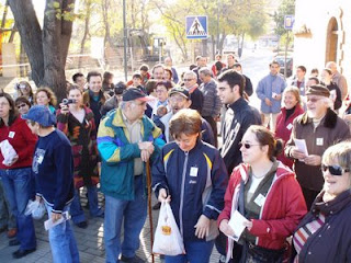 Bona participació en la caminada de descoberta de la riera de Malgrat.