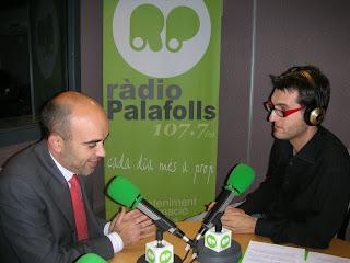 Daniel Sirera assegura a PLF que el govern espanyol maltracta als catalans.