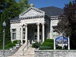 St Marys, Ontario Public Library