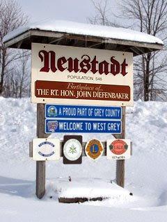 Neustadt, Ontario