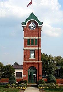 Listowel, Ontario Clock Tower