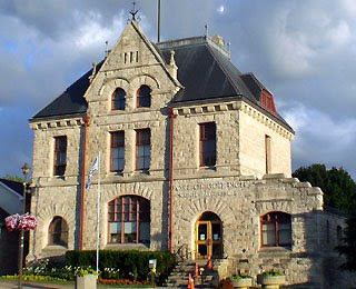 Goderich, Ontario Town Hall