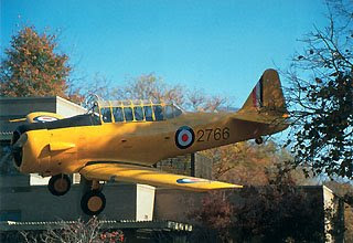 Harvard Mark II, Dunnville, Ontario