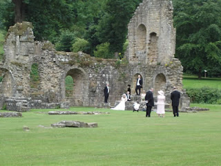 Fountains Abbey - Wedding