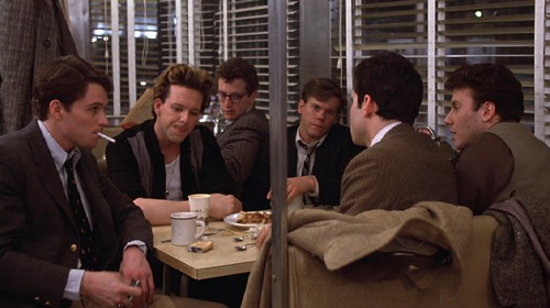 Just Like The Movies: #233 Diner (1982)